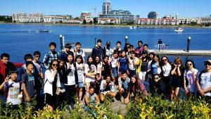 Học sinh quốc tế tại Trường