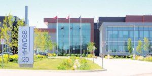 Hamilton – Wentworth District School Board (HWDSB)
